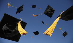 Seniors Celebrate Upcoming Graduation
