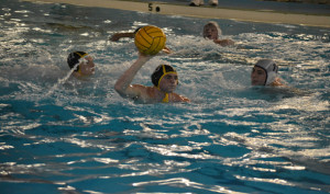 Water Polo defeats Lindbergh in districts