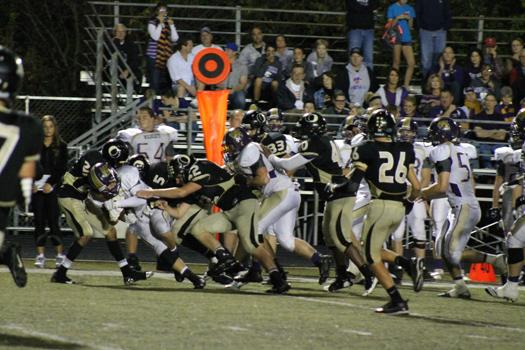 Tigers struggle, get blown out by Eureka