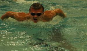 Swim team hopeful for improvement
