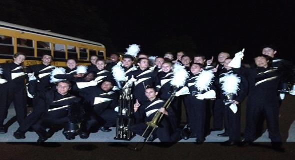Marching Tigers go to the ZOU