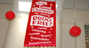 OHS encourages students to stay drug free