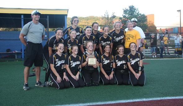 Tigers claim first district title in three years