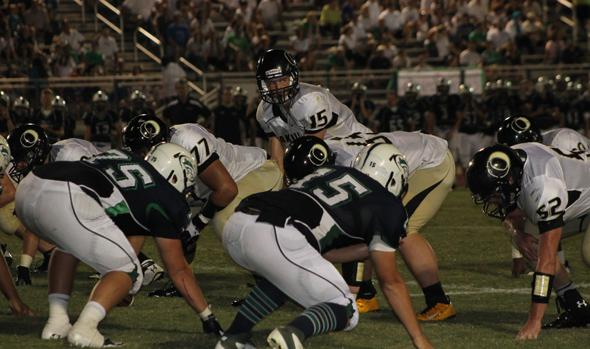 Football looks to keep momentum going against SLUH