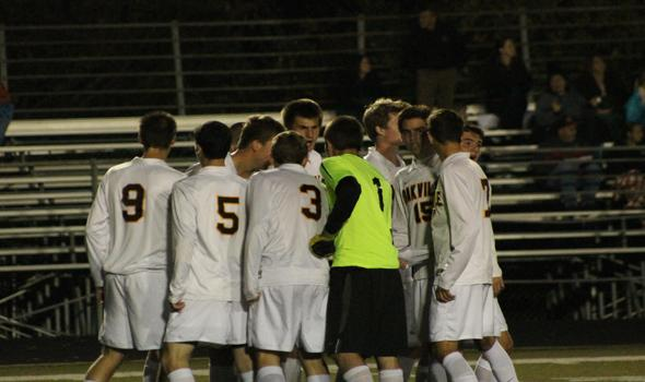 Soccer pulls off big upset over CBC