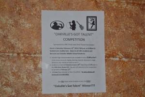 Oakville's Got Talent!