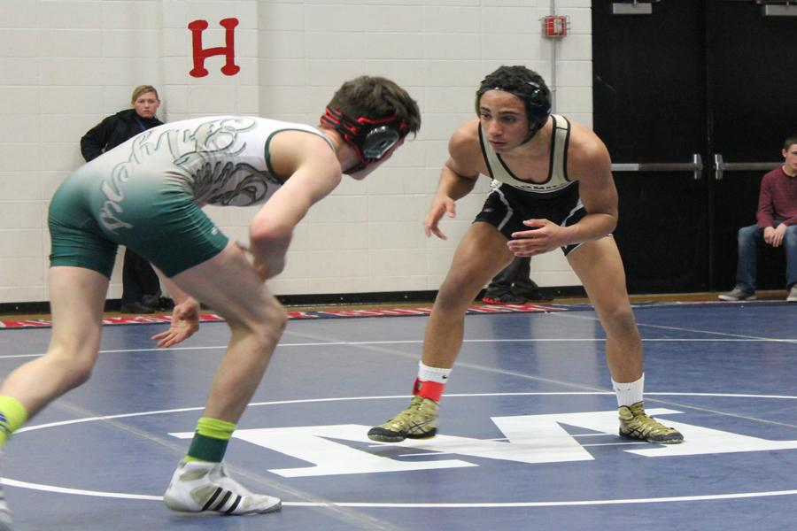 Two Tigers wrestle their way to Columbia