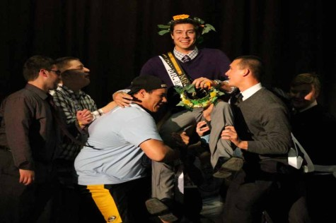 Dulle sweeps Mr. OHS