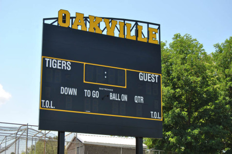 OHS Gets New Scoreboard