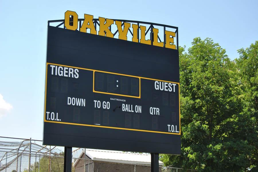 OHS Gets New Scoreboard
