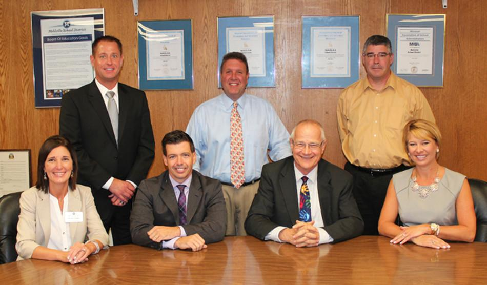 Dr. Ridder Brings Change To Mehlville School District