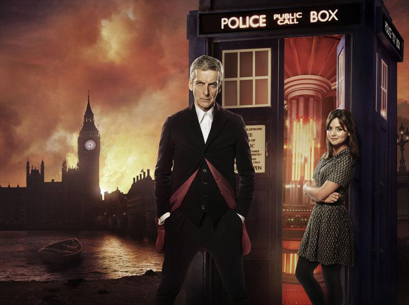 Doctor Who Strikes Midnight As Twelfth Doctor Is Introduced