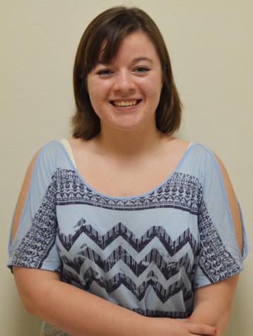 Megan Haislar- Editor-In-Chief