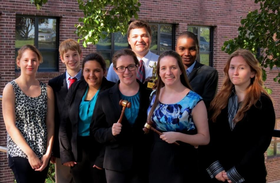 Speech and Debate Ties for First With Ladue