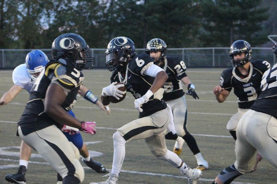 Preview for Lafayette football game; second edition of the Black and Gold Show