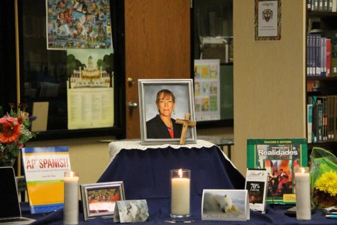 OHS honors legacy of staff member