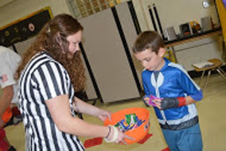 NHS hosts annual Trick-or-Treat Tuesday