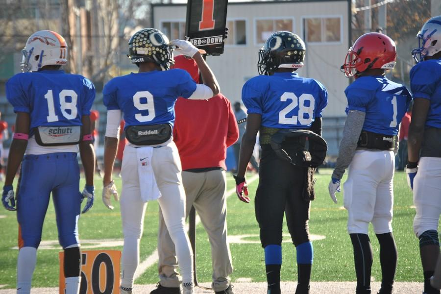 Four OHS football players compete in All-Star Classic