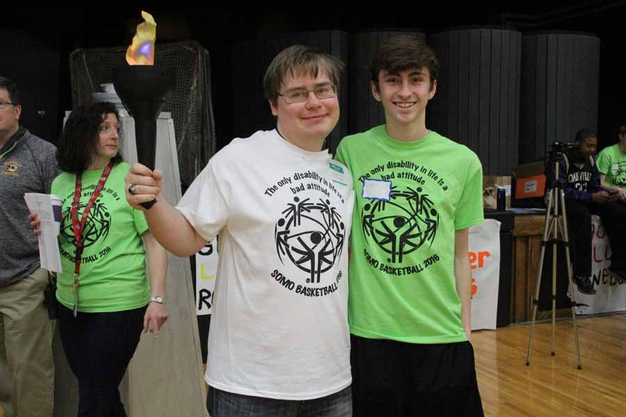 Student Council hosts SOMO basketball tournament