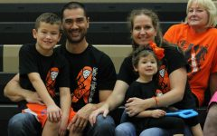 Volleyball hosts second annual Unite and Fight (Orange Out) game