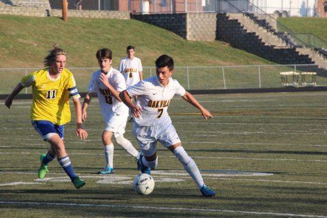 Varsity soccer feels success this season