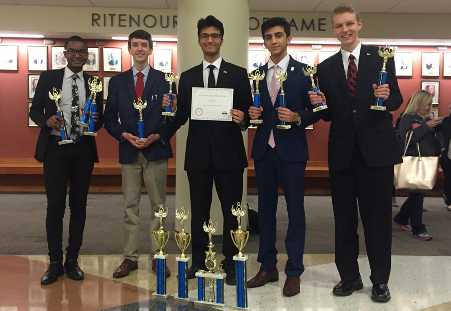 Speech and Debate place third in Greater St. Louis Conference