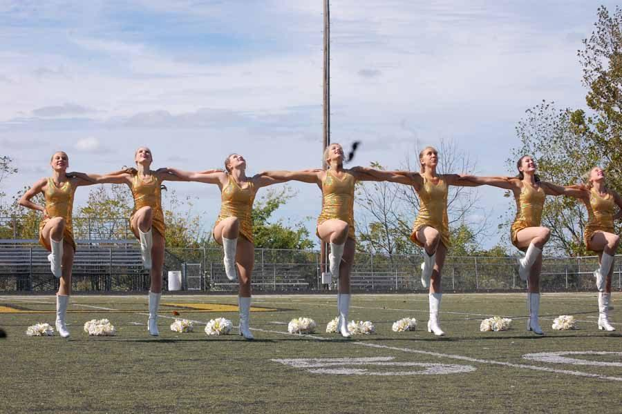 Golden Girls go to Nationals
