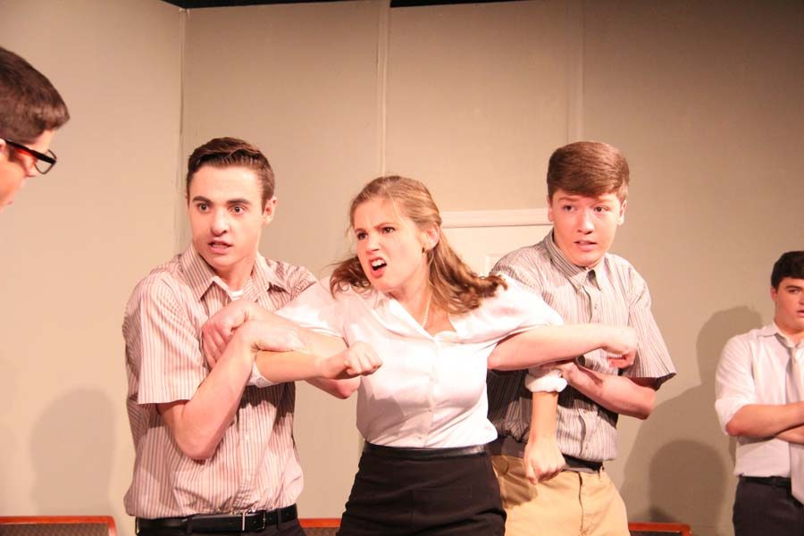12 Angry Jurors, spring play a success