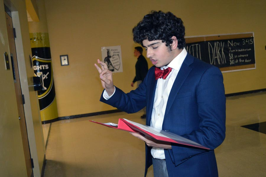 Speech and debate qualifies for Nationals