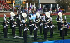 Band brings home a win at first competition