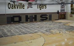 OHS renovates gym A floors