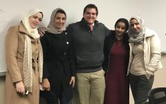 OHS welcomes Saudi Arabian teachers