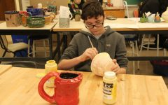 Creative minds shine bright for final art projects