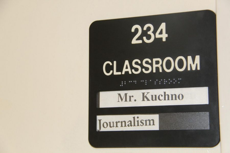 Students can visit Room 234 on elective preview day on Feb. 8 to receive more information about newspaper, yearbook, and broadcast.