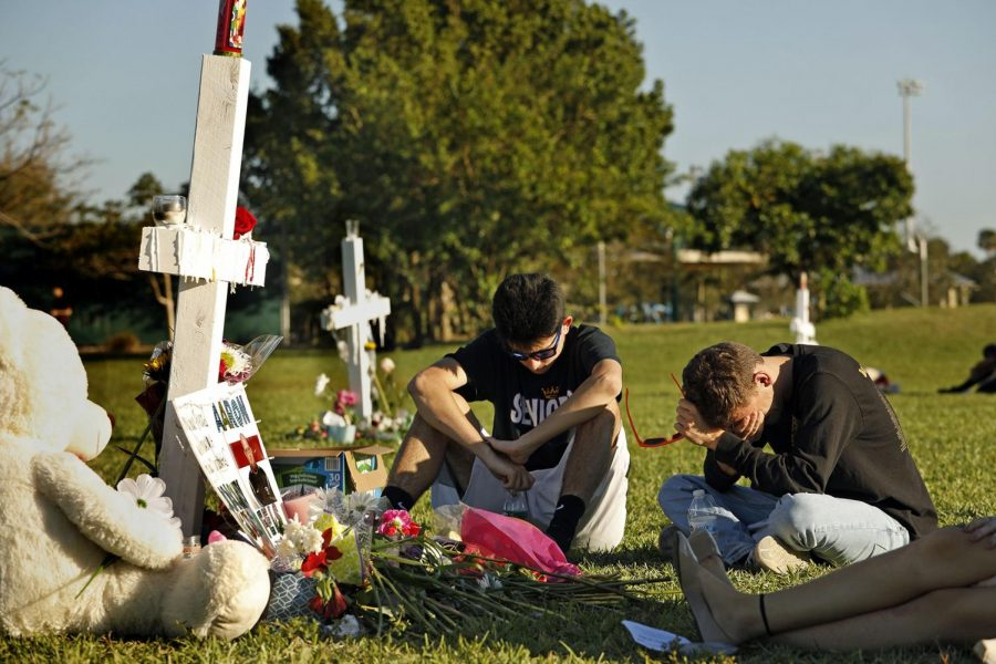 Survivors of Parkland High School shooting mourn the loss of their classmates.