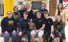 Academic Quiz Bowl wins districts, qualifies for sectionals