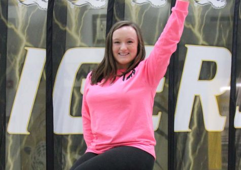 Zapf named Student of the Year