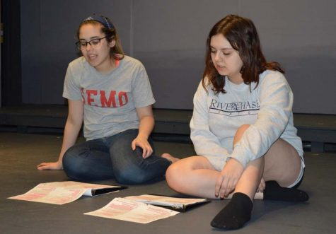 Drama students shine in one act plays