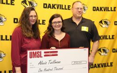 Twillmann receives full ride to UMSL