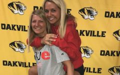 Klipsch and Guardado recieve scholarships to SIU-Edwardsville