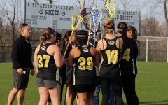 Girls lacrosse has successful first season
