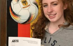 Allen earns scholarship to Germany
