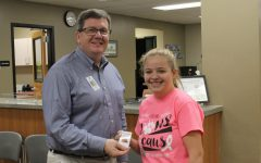 OHS partners with Chick-fil-A for birthday treat