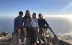 OHS students and staff cross continents