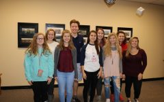Journalism students recognized at National Journalism Convention