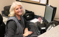 Nurse Pam receives local recognition