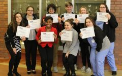 FCCLA students receive recognition