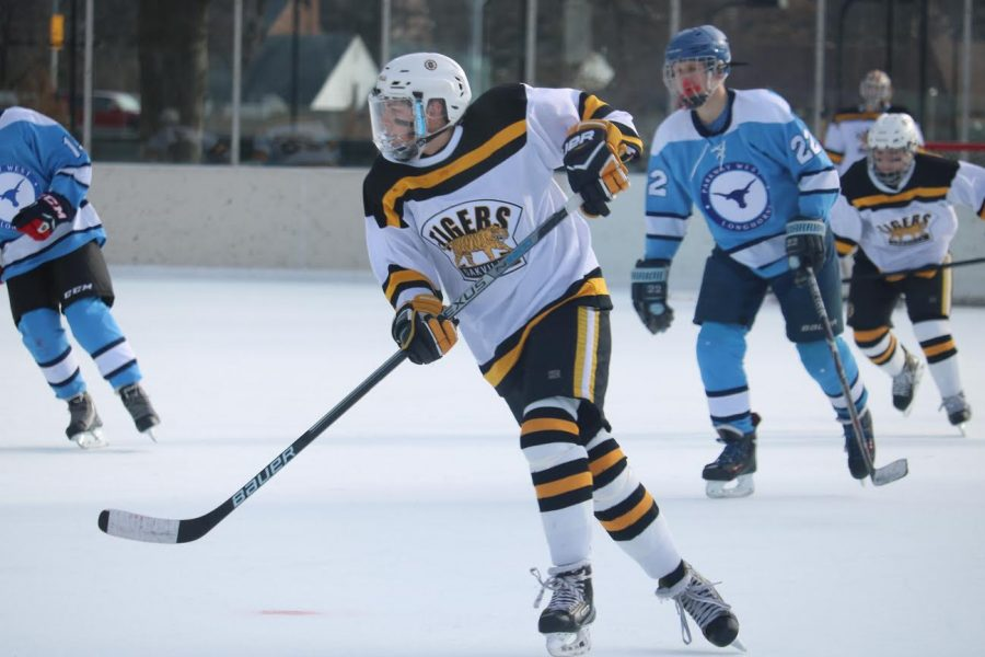 OHS varsity hockey optimistic heading into playoffs