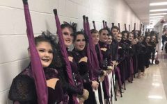 Winter guard starts season strong