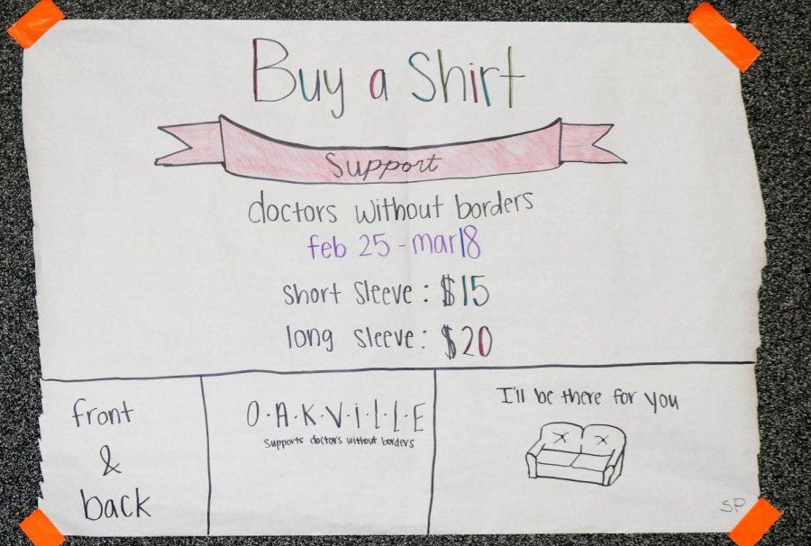 French+Club+sells+t-shirts